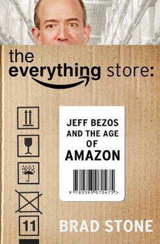 Boek cover The Everything Store van Brad Stone (Paperback)