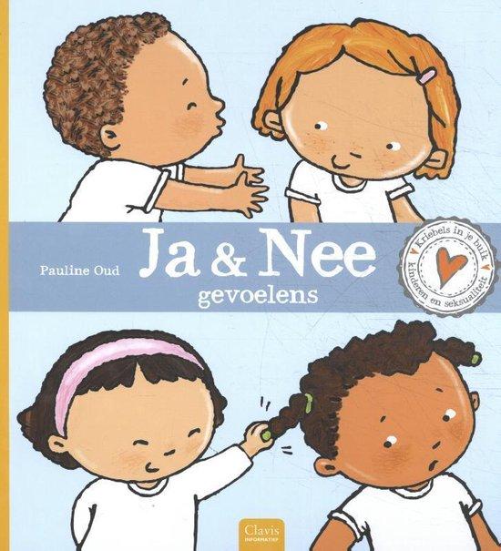 Boek cover Kriebels in je buik. Kinderen en seksualiteit 0 -   Ja & nee gevoelens van Pauline Oud (Hardcover)