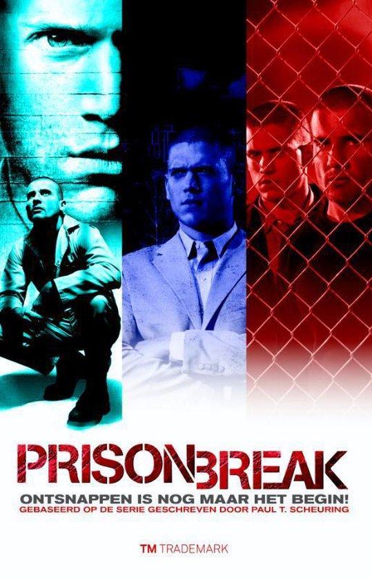 Prison Break Seizoen 1 Deel 1 Tot En Met 3 - E. van Eeden |