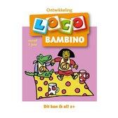 Boek cover Bambino loco 1 2-4 jaar Dit kan ik al van Onbekend (Paperback)