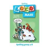 Maxi Loco - Loco maxi Spelling groep 7-8 10-12 jaar