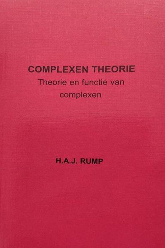 Complexen theorie - H.A.J. Rump |