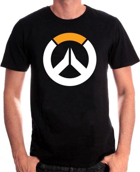 Overwatch - Icon Black T-Shirt - L