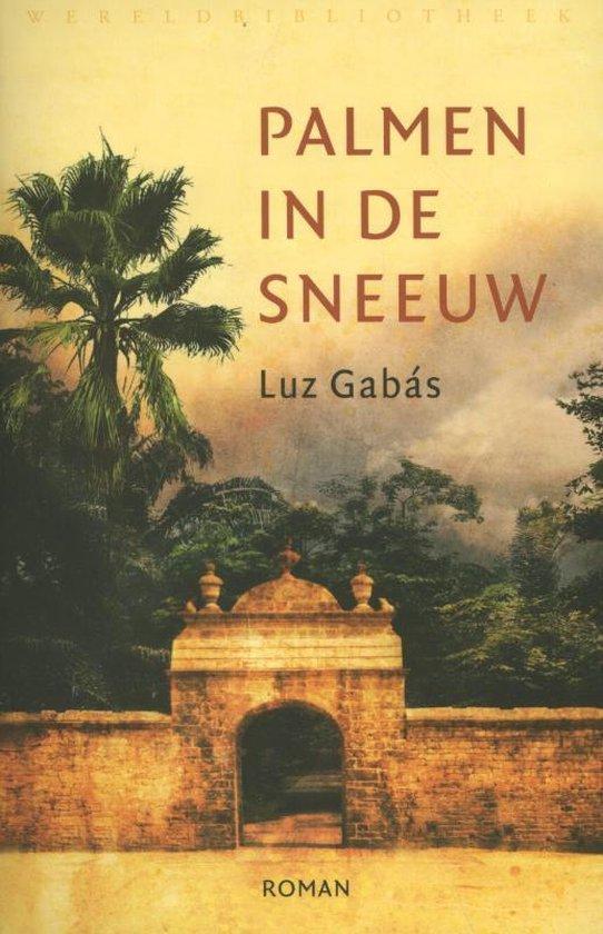 Palmen in de sneeuw - Luz Gabás |
