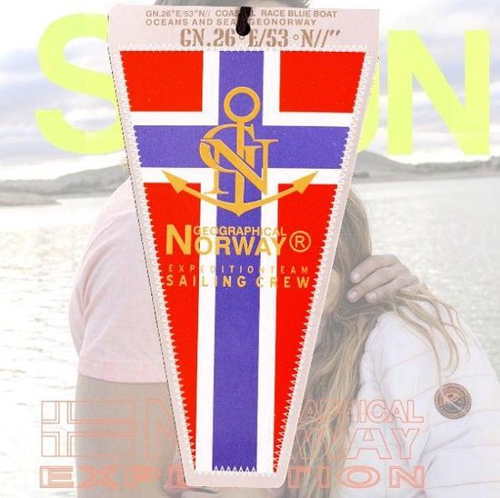 Geographical Norway Poloshirts Heren Poloshirt 3xl