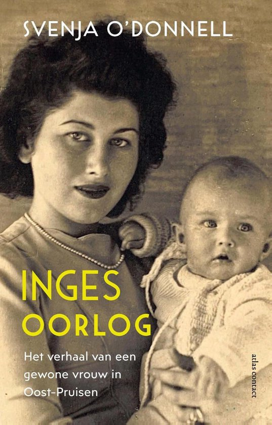 Inges oorlog - Svenja O'Donnell |