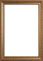 Barok Lijst 40x60 cm Goud - Franklin