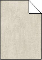 ESTAhome A4 staal van behang linnenstructuur donker beige - 148733 - 21 x 26 cm