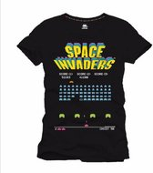 SPACE INVADERS - T-Shirt Arcade Game (S)