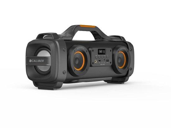 Caliber HBB460BT - Boombox - Bluetooth speaker draadloos