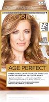 L'Oréal Paris Excellence Age Perfect 7.31 - Midden Asblond - Haarverf