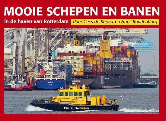 Mooie schepen en banen in de haven van Rotterdam Rood 4 - Cees de Keijzer | Fthsonline.com