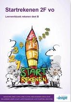 Startrekenen 2F vo Deel B rekenen Leerwerkboek