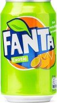 Fanta Exotic - 24 x 330ml