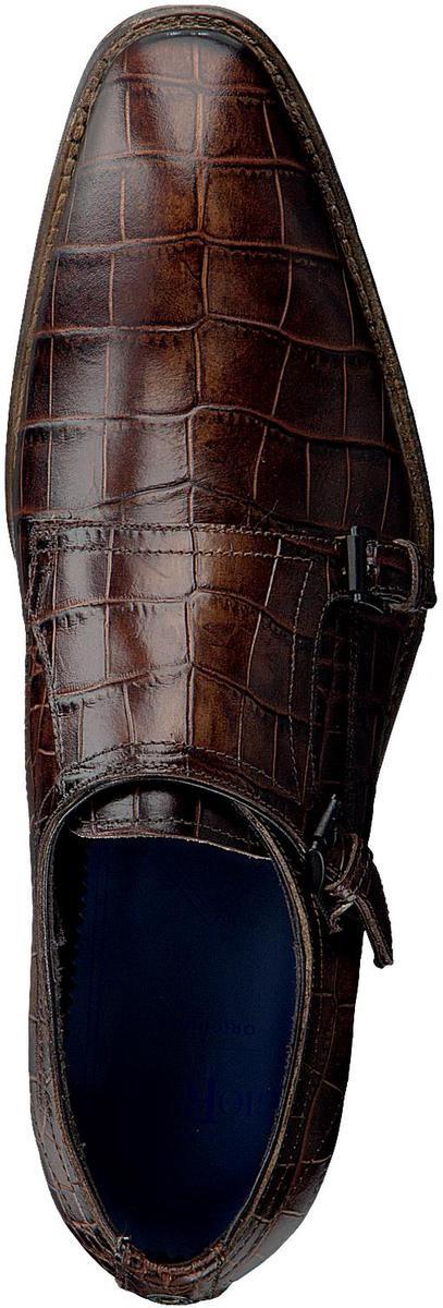 Giorgio Heren Nette schoenen He974160 - Cognac - Maat 41 Veterschoenen