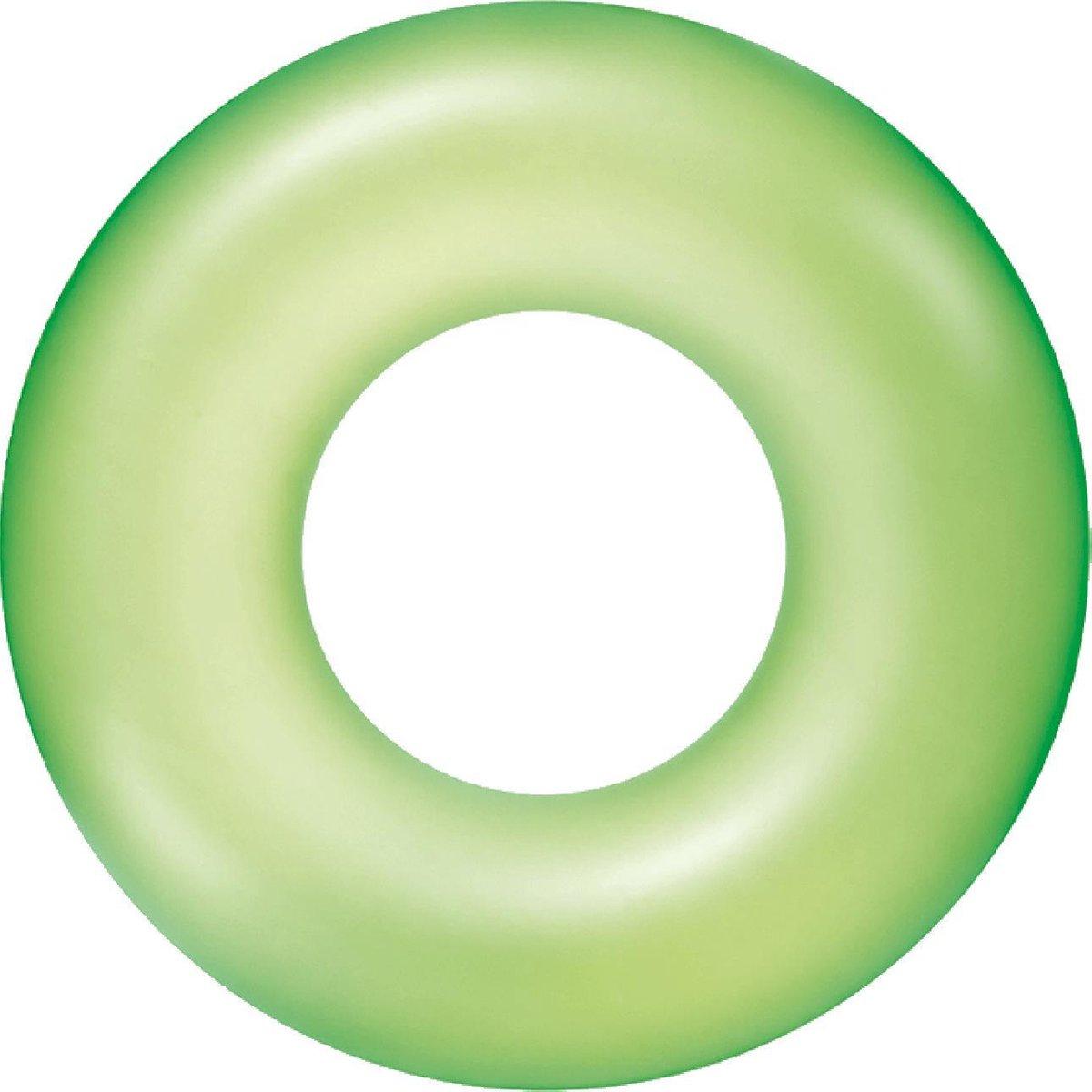 Zwemband Neon Frost 76 cm - groen