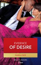 Evidence of Desire (The Hamiltons: Laws of Love, Book 2)