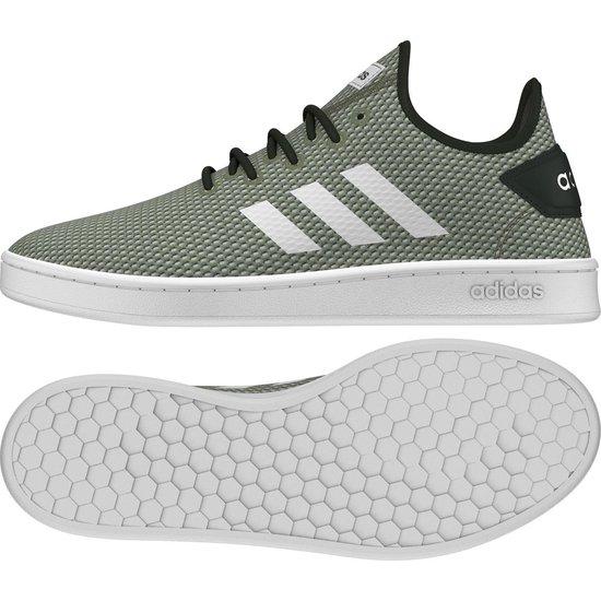 bol.com | Adidas court adapt groen heren sneakers