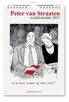 Peter van Straaten weekkalender 2021