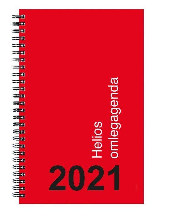 Afbeelding van Helios omlegagenda 2021