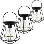 Trendy solar tafellamp en hanglamp Vogue - Voordeelset 3 stuks