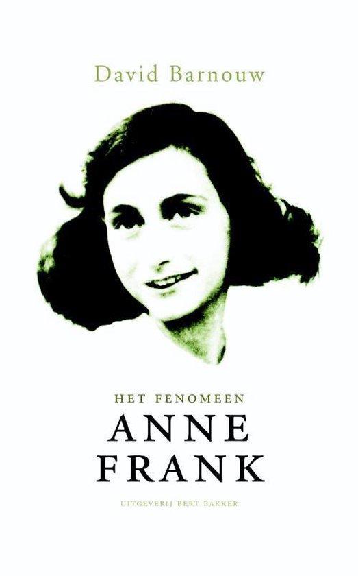Het fenomeen Anne Frank