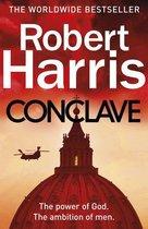 Boek cover Conclave van Robert Harris (Onbekend)