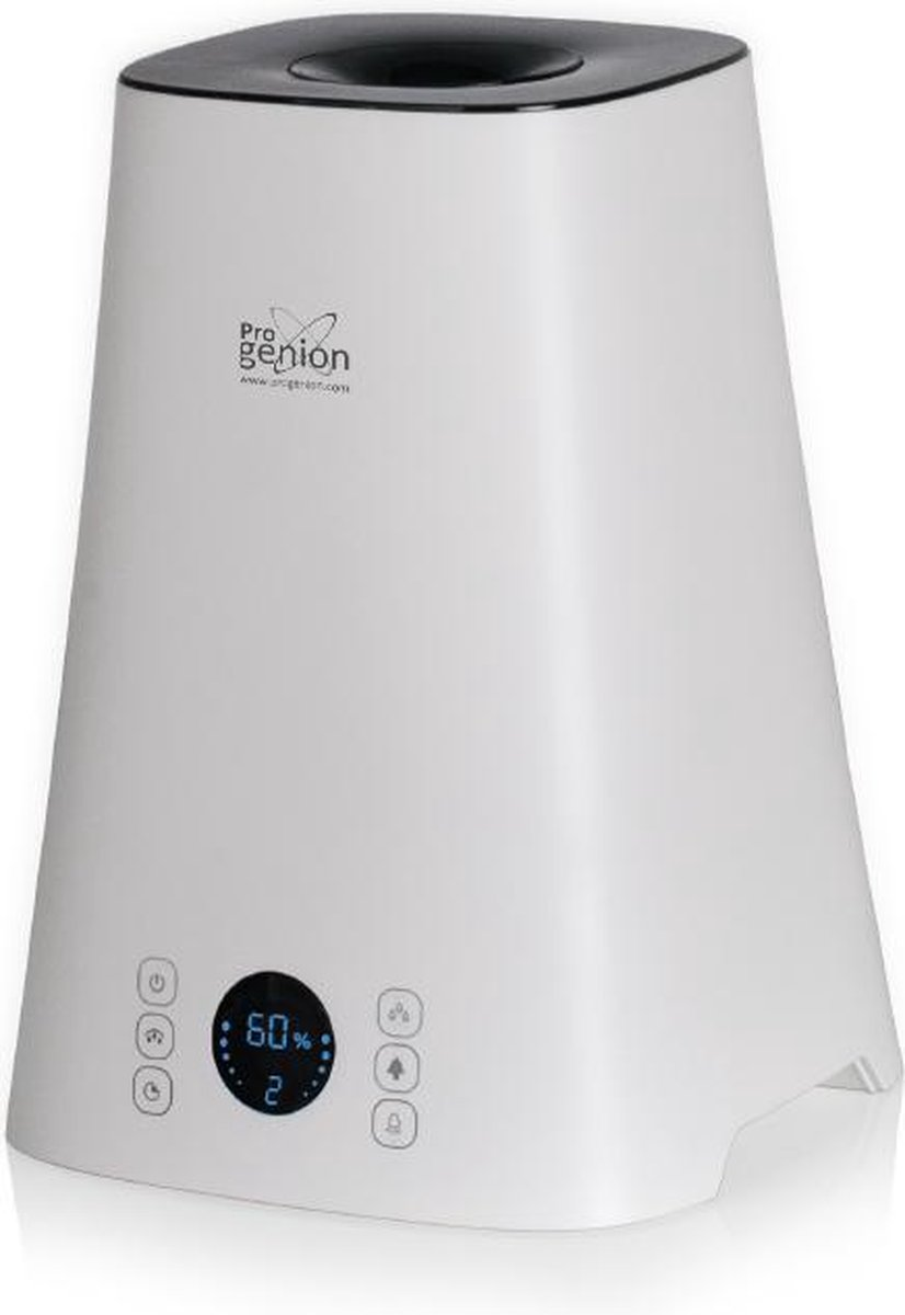 Ultrasone Ionisator luchtbevochtiger