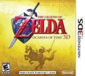 The Legend of Zelda: Ocarina of Time - 2DS + 3DS