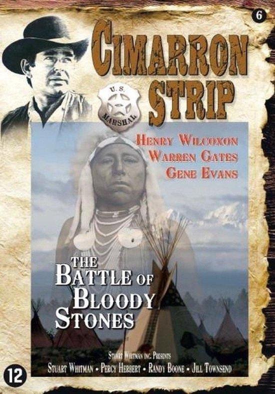 Cover van de film 'Battle Of Bloody Stones'