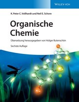 Boek cover Organische Chemie van K. Peter C. Vollhardt