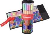 STABILO point 88 - Fineliner 0,4 mm - Rollerset - ARTY Edition - Inhoud 25 verschillende kleuren