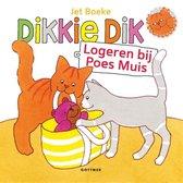 Dikkie Dik  -   Logeren bij Poes Muis