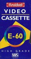Video Cassette High Grade E-60