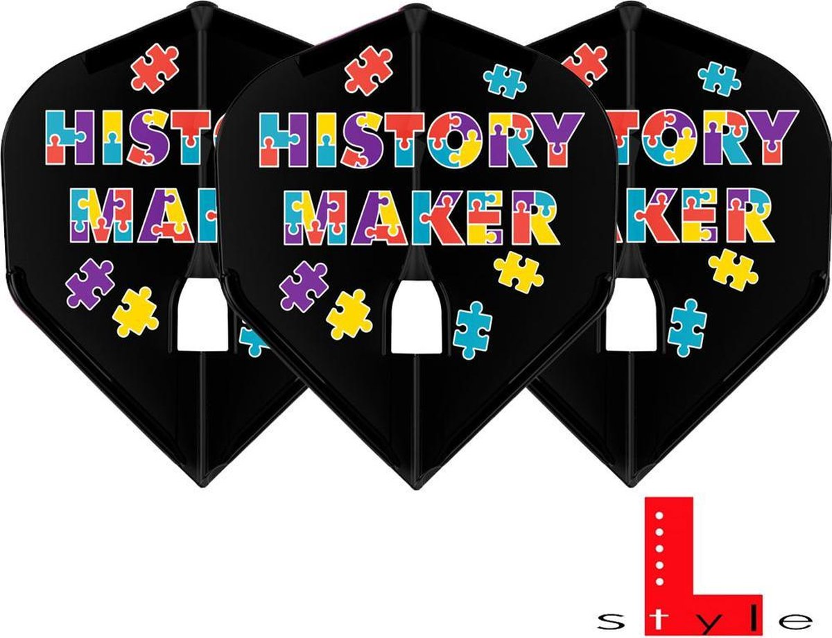 L-Style Fallon Sherrock History Maker - Zwart- ()