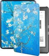 Lunso - sleepcover hoes - Kobo Glo / Glo HD / Touch 2.0 (6 inch) - Van Gogh Amandelbloesem