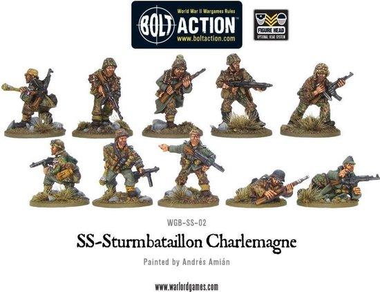 Thumbnail van een extra afbeelding van het spel SS-Sturmbatalillon Charlemage