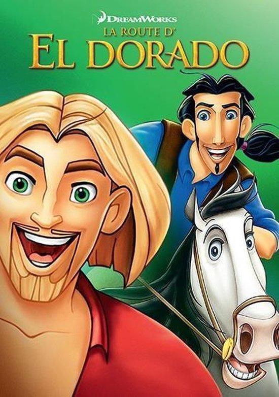 Cover van de film 'Road To Eldorado'