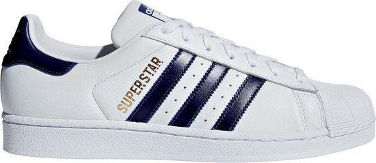 adidas superstar dames donkerblauw