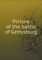 Picture of the Battle of Gettysburg