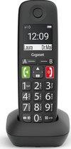 Gigaset E290EHX - losse handset - zonder basisstation - Zwart