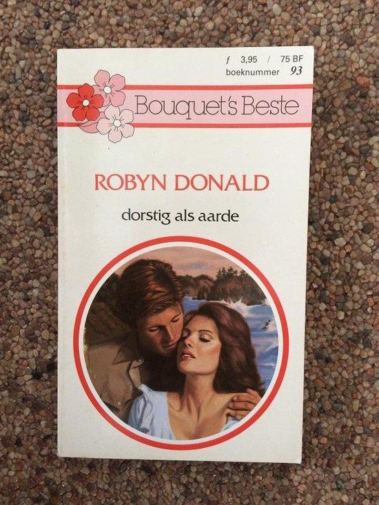 Dorstig als aarde - Robyn Donald  