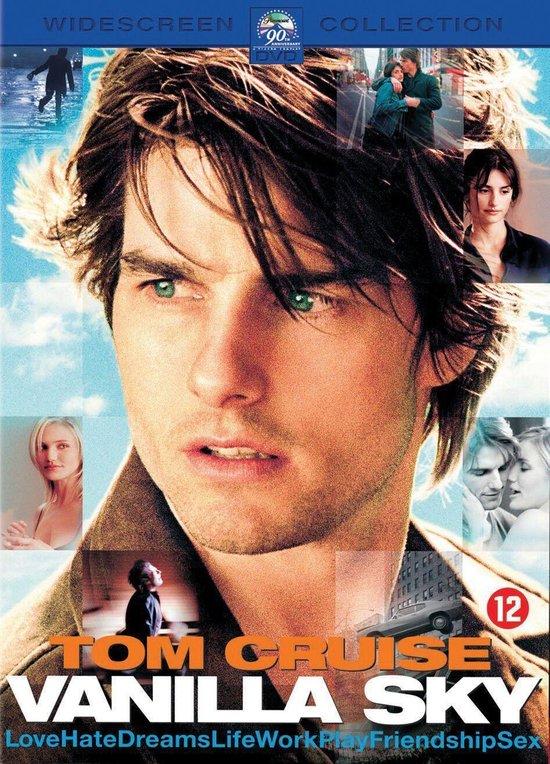 Cover van de film 'Vanilla Sky'