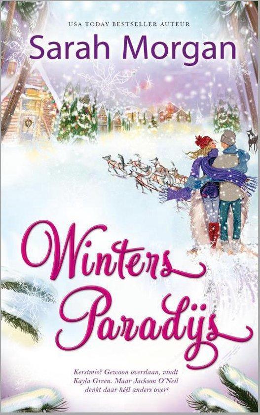 Winters paradijs - Sarah Morgan |