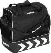 Hummel Pro Bag Supreme Sporttas Unisex - Zwart - XS