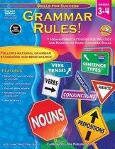 Grammar Rules!, Grades 3 - 4