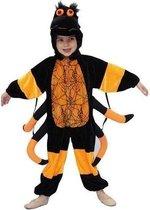 Pluche spinnen kostuum kinderen 128