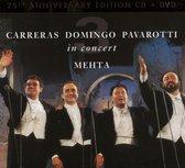 The Three Tenors 25Th Anniversary (
