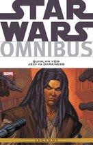 Omslag Star Wars Omnibus Quinlan Vos Jedi in Darkness