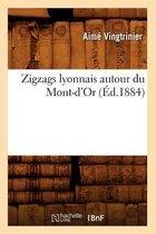Zigzags lyonnais autour du Mont-d'Or (Ed.1884)